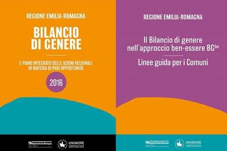 Il bilancio di genere della Regione Emilia-Romagna
