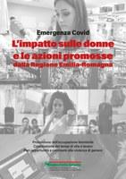 Emergenza Covid: l'impatto sulle donne e le azioni promosse dalla Regione Emilia-Romagna