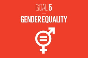 Goal Five - Realizzare l'uguaglianza di genere e migliorare le condizioni di vita delle donne