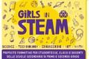 Girls in Steam. Orientamento e formazione per studentesse e classi a contrasto degli stereotipi di genere