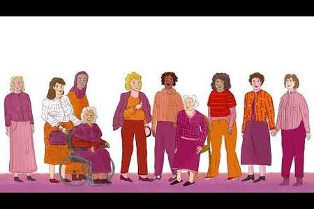 Violenza maschile contro le donne: quattro video per crescere in consapevolezza e in responsabilità. Donne anziane e Assistenti familiari