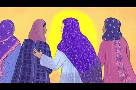 Violenza maschile contro le donne: quattro video per crescere in consapevolezza e in responsabilità. Donne islamiche (arabo)